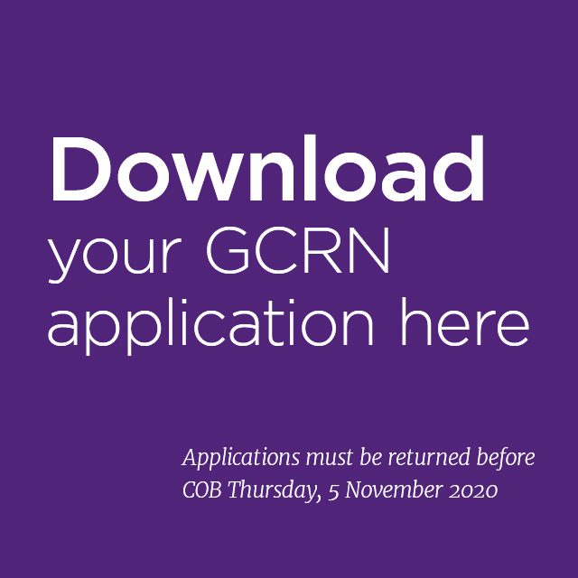 Download  GCRN  application here